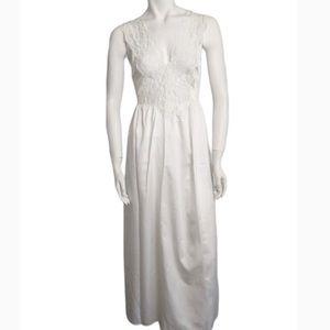 Vintage long nightgown / slip